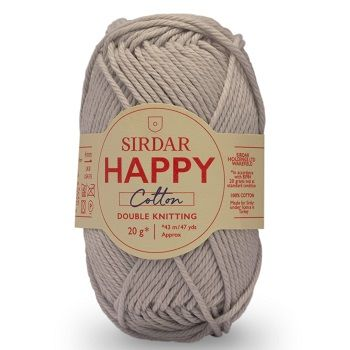 Sirdar Happy Cotton DK 757 Moonbeam