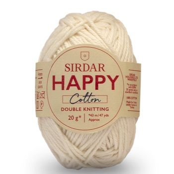 Sirdar Happy Cotton DK 761 Dolly