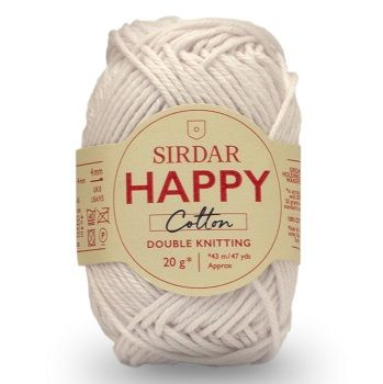 Sirdar Happy Cotton DK 762 Shower
