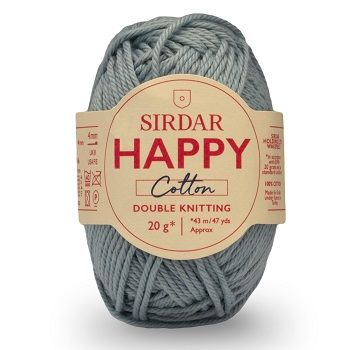 Sirdar Happy Cotton DK 767 Splash