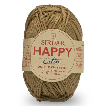 Sirdar Happy Cotton DK 772 Safari