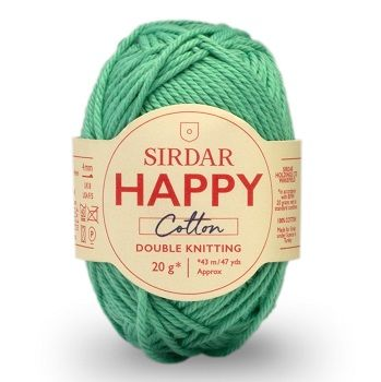 Sirdar Happy Cotton DK 782 Laundry