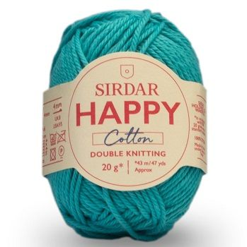 Sirdar Happy Cotton DK 784 Seaside