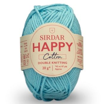 Sirdar Happy Cotton DK 785 Bubbly
