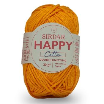 Sirdar Happy Cotton DK 792 Juicy