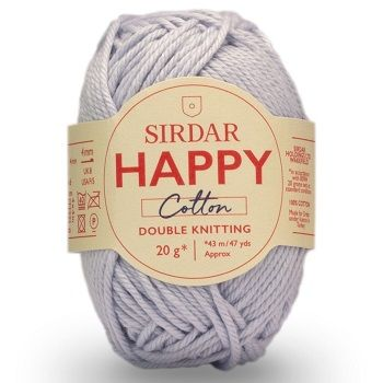 Sirdar Happy Cotton DK 796 Angel