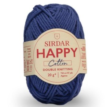 Sirdar Happy Cotton DK 798 Princess