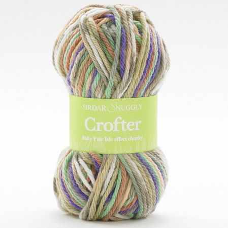 Sirdar Snuggly Baby Crofter Chunky 501 Bella REDUCED