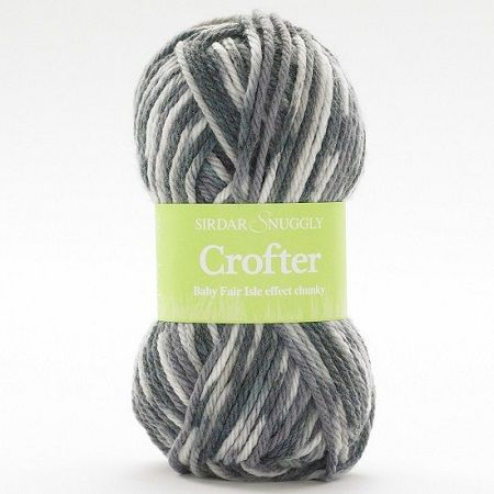 Sirdar Snuggly Baby Crofter Chunky 504 Ralphie REDUCED