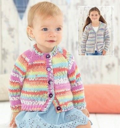 Sirdar Snuggly Baby Crofter Chunky Knit and Crochet Patterns