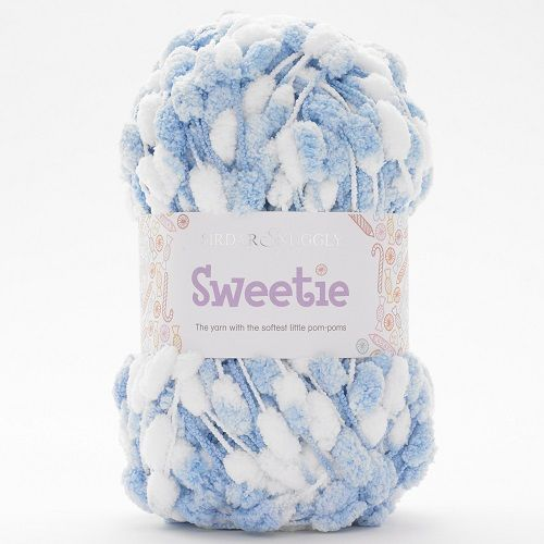 Sirdar Snuggly SWEETIE 406 Cloudy Blue