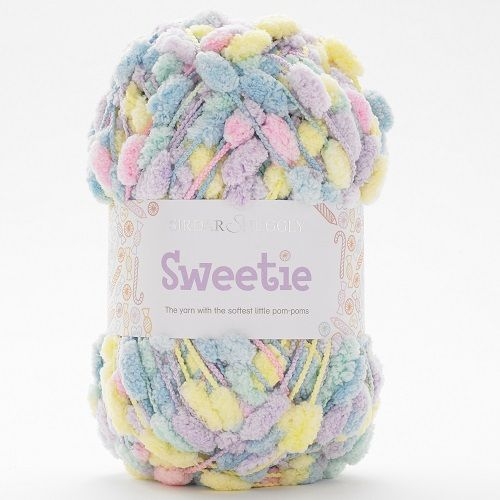 Sirdar Snuggly SWEETIE 407 DOLLY MIXTURE