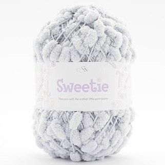 Sirdar Snuggly SWEETIE 416 Dove Grey