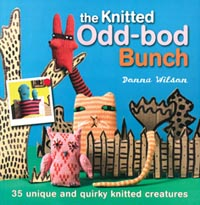 The Knitted Odd-bod Bunch Knitting Book